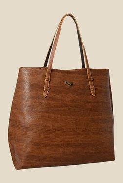 Baggit Sac Beads Brown Synthetic Shoulder Bag