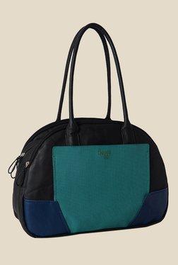 Baggit Flabbit Tingtong Black Synthetic Shoulder Bag