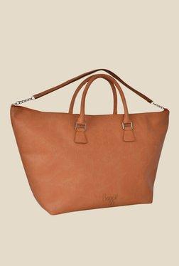 Baggit Finnish Wan Tan Synthetic Shoulder Bag