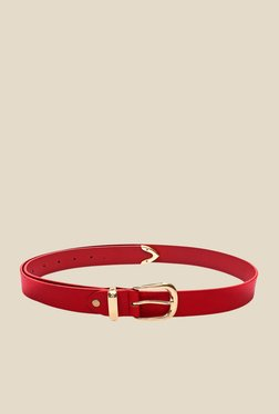 Globus Red Casual Belt - Mp000000000621504