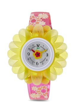 Zoop NEC4005PP03CJ Analog Watch for Kids