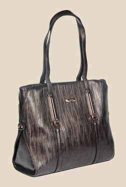 Esbeda Brown Synthetic Textured Shoulder Bag - Mp000000000622020