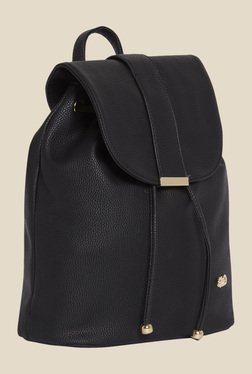 Globus Black Backpack