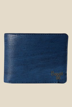 Baggit Grain Beads Blue Synthetic Wallet