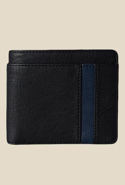 Baggit Rises Demi Black Synthetic Wallet