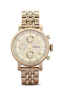 Fossil ES2197 Original Boyfriend Analog Watch For Women