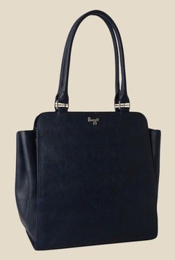 Baggit Founder Dora Navy Blue Synthetic Shoulder Bag