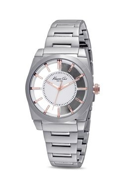 Kenneth Cole KC10027852LDJ Analog Watch For Women