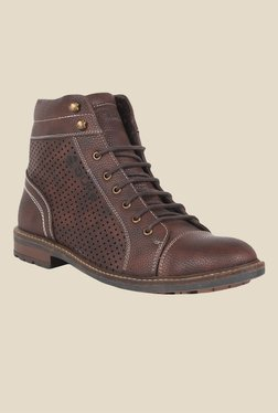Duke Brown Casual Boots