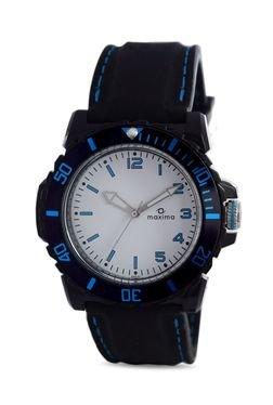 Maxima 31184PPGW Hybrid Analog Watch for Men image