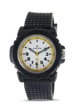 maxima aqua sport analog black s 27810ppgw
