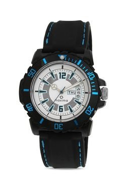 Maxima 29774PPGW Hybrid Analog Watch For Men