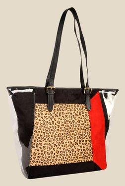 Zaera Animal Printed Tote Bag