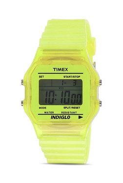 Timex T2N8086S Digital Unisex Watches