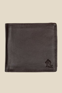 Kara Brown Leather Wallet - Mp000000000627661