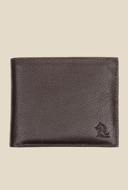 Kara Brown Leather Wallet