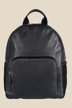 Viari El Paso Black Polyester Mustang Backpack