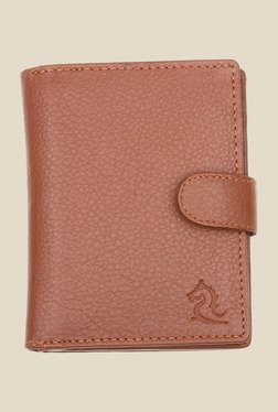 Kara Tan Leather Wallet