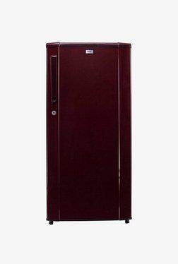 Haier HRD-2015SRH 181 L 4S Refrigerator (Burgundy Red)