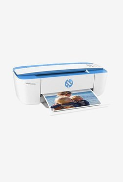 HP DeskJet Ink Advantage 3775 AIO Printer (White/Blue)