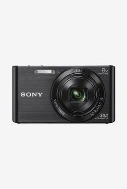Sony Cyber-Shot DSC-W830 20.1MP Point & Shoot Camera (Black)