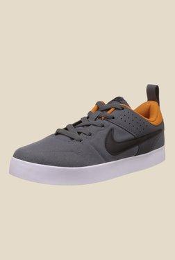 Nike Liteforce Dark Grey & Black Sneakers