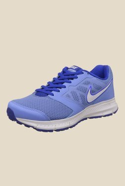 Nike Downshifter 6 MSL Blue Running Shoes