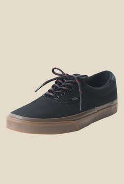Vans Era 59 Black Oxford Shoes