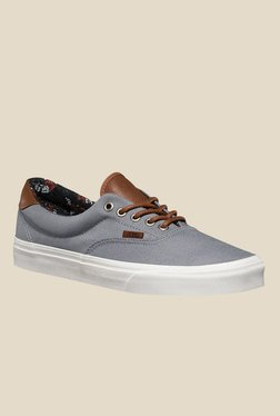 Vans Era 59 Grey & Brown Sneakers