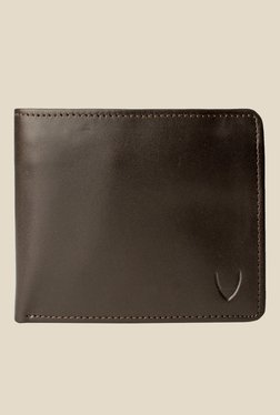 Hidesign L106 Ranch Brown Bi-Fold Leather Wallet
