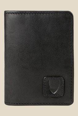 Hidesign 2181634 Melbourne Ranch Black Leather Wallet