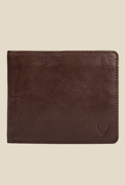 Hidesign 490 Ranchero Brown Bi-Fold Leather Wallet