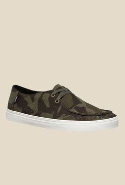 Vans Rata Vulc SF Olive & Brown Casual Shoes