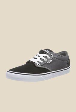 Vans Atwood Black & Grey Sneakers