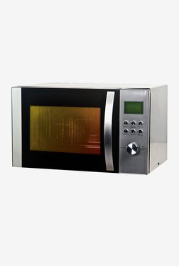 Haier HIL2801RBSJ 28 L Convection Microwave Oven (Silver)