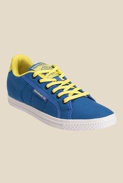 Reebok On Court IV Blue Sneakers 2c8aea67f