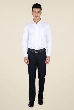 Lawman Navy Solid Trouser