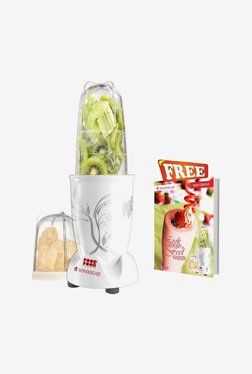 Wonderchef Nutri-Blend 400 W Blender (White)