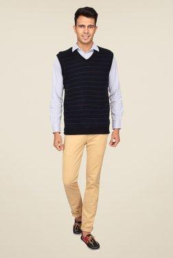 Proline Navy Reversible Sweater