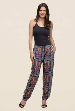 The Gud Look Multicolor Printed Trousers