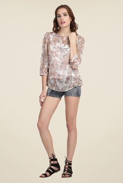 The Gud Look Multicolor Printed Top - Mp000000000670912