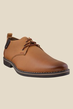 Gen X by Metro Tan Derby Shoes