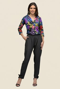 The Gud Look Multicolor Printed Jumpsuit