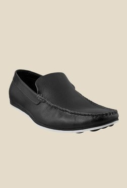 Gen X by Metro Black Casual Loafers