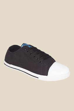 Globalite Strike 4 In 1 Black Sneakers