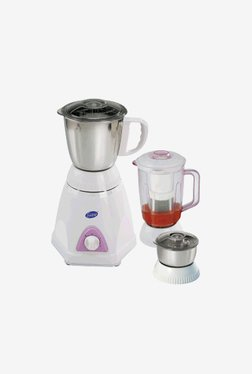 Glen GL 4026 600 W Mixer Grinder (White)