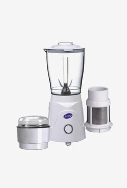 Glen GL 4045BG 350 W Mini Blender & Grinder (White)
