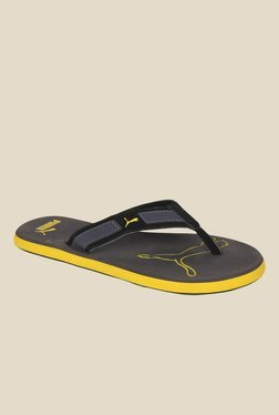 Puma Breeze NG DP Black Flip Flops