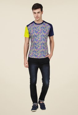 Spunk Multicolor Rainbow T Shirt