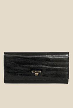 Da Milano Black Leather Wallet - Mp000000000688763